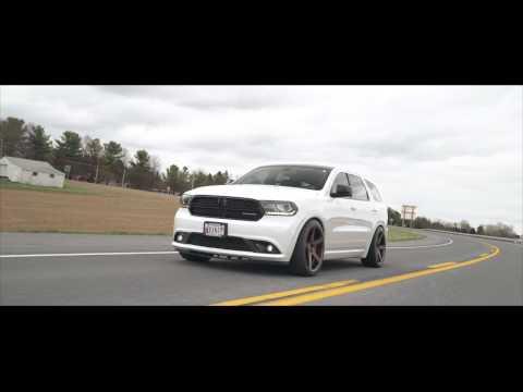 "Dodge Durango RT | Velgen Wheels Classic5 Bronze | 22"""