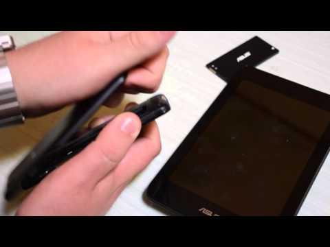 Foto Asus Padfone Mini 4.3, unboxing e primo avvio