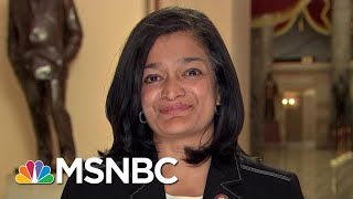 Rep. Pramila Jayapal on MSNBC's The Last Word: 'President Trump Is The Smoking Gun'