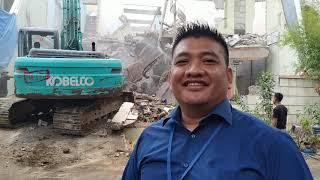 Pembongkaran Rumah Di Jakarta Barat
