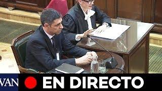 [EN DIRECTO JUICIO DEL PROCÉS] Declara Josep Lluís Trapero
