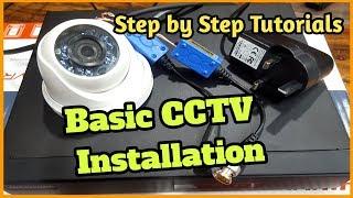 cctv installation tutorial english - TH-Clip