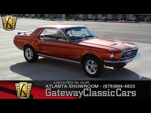 Video of 1967 Mustang located in Georgia Offered by Gateway Classic Cars - Atlanta - KF5L