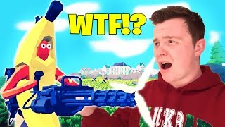 Muselk plays Totally Accurate Battlegrounds *Battle Royale!*