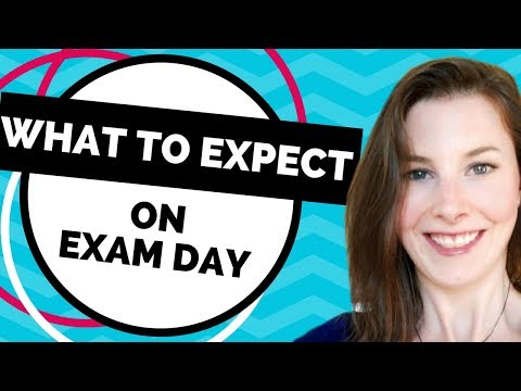 What to Expect on Exam Day (And What to Bring) - Exam P & FM ...