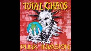 "Total Chaos - ""A punk killed"" and ""Murdered"""