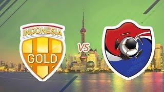 [23.07.2016] Indonesia Gold vs Hàn Quốc Adidas [EACC 2016]