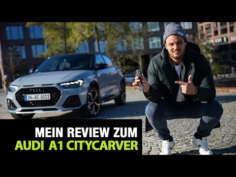 "2020 Audi A1 citycarver 30 TFSI (116 PS) ""edition one"" 💣 Fahrbericht 