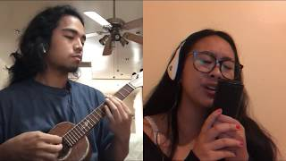 Pink Sweat$   Honesty Ukulele Cover (ft. Reyanna!!)