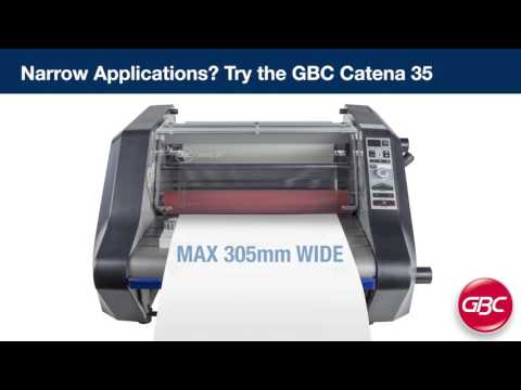 Catena 35 Roll Laminator