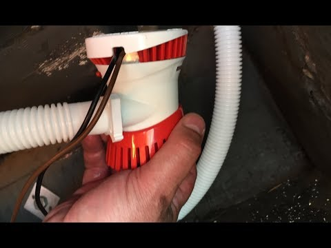 Bilge Pump Install How-To Mp3