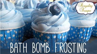 Tutorial : Bath Cupcake Frosting   Royalty Soaps