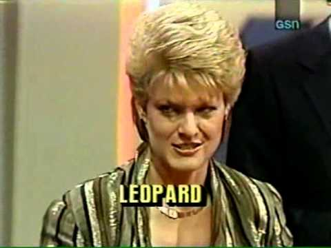 Super Password NBC Daytime 1984 Premiere September 24th 1984