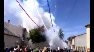 preview picture of video 'Terremoto final de la Mascleta 13/09/08 Guadamur'