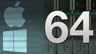 32-Bit vs 64-Bit - The Advantage
