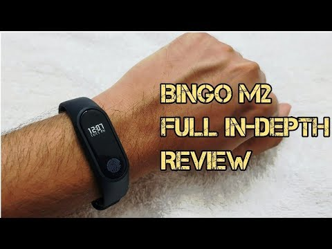 Bingo M2 Smart Band Unboxing and Review [Testing All Features]