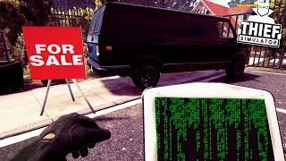 Buying New Van - Thief Simulator Update