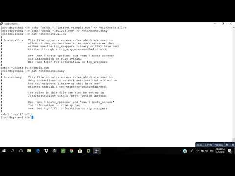 RHEL 7 RHCE Certification Full Preparation Part 1 - YouTube