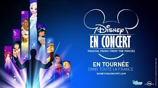 """""""Disney en concert  - Magical Music from the Movies"""" 