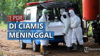 Baru Tiga Hari Dirawat, Seorang PDP Virus Corona di Ciamis Meninggal Dunia