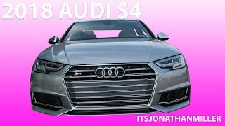 New YouTube Video. 2018 Audi S4 Review
