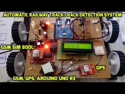 Arduino Based Ultrasonic Radar System - svsembedded - Video