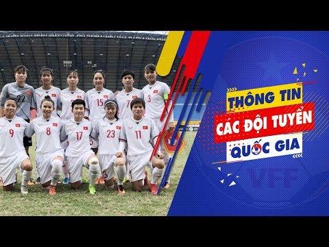 ĐT Bóng đá nữ Việt Nam giành huy chương đồng giải VĐ nữ ĐNÁ 2018
