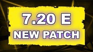 Dota 2 NEW 7.20 E UPDATE - Main Changes!