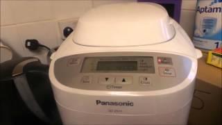 Panasonic SD-2511 Breadmaker Review