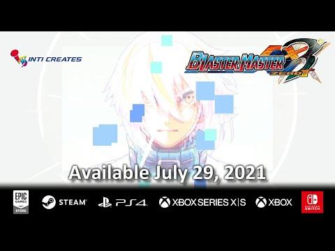 Gameplay Trailer de Blaster Master Zero III
