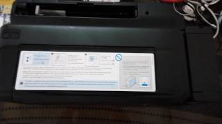 EPSON L300/L301 BOTH POWER BUTTON AND INK BUTTON BLINKING PROBLEM