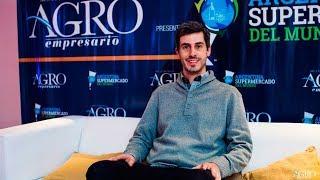 Adrián García Rosolen - Técnico del Área de Producción Orgánica de la Nación