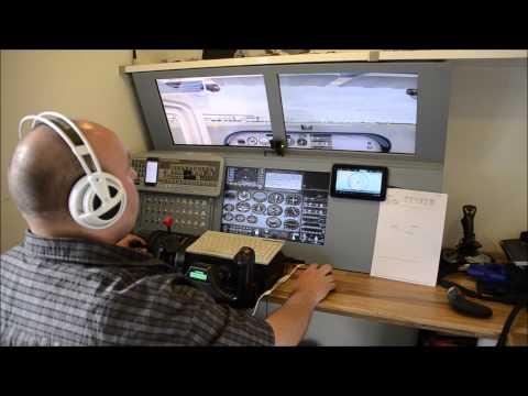 Home built Cessna Cockpit - смотреть онлайн на Hah Life