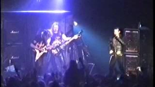 [HQ 480p] (08) Judas Priest - Bullet Train (Live) [1998.03.27 - Zilina, Slovakia]