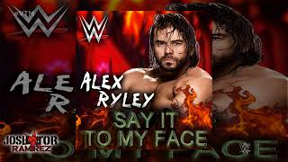 WWE: Say It To My Face 2.0 (Alex Riley) by Downstait - DL with Custom Cover