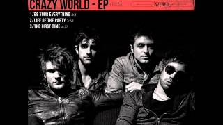 Boys Like Girls - The First Time (Crazy World EP)