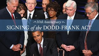 10 Years After Dodd-Frank