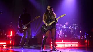 Alanis Morissette, So Pure, 10/13/2012 Chicago