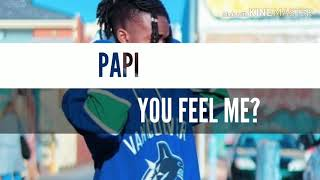 Papi   You Feel Me? (LYRICS & SUBTITULOS ESPAÑOL)