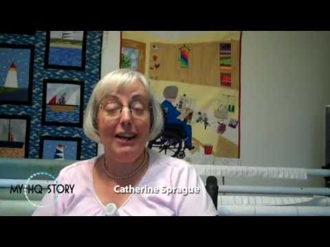 My HQ Story 2010 - Catherine Sprague