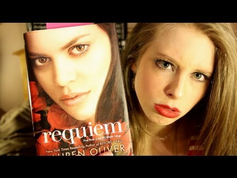 REQUIEM BY LAUREN OLIVIER: booktalk with XTINEMAY