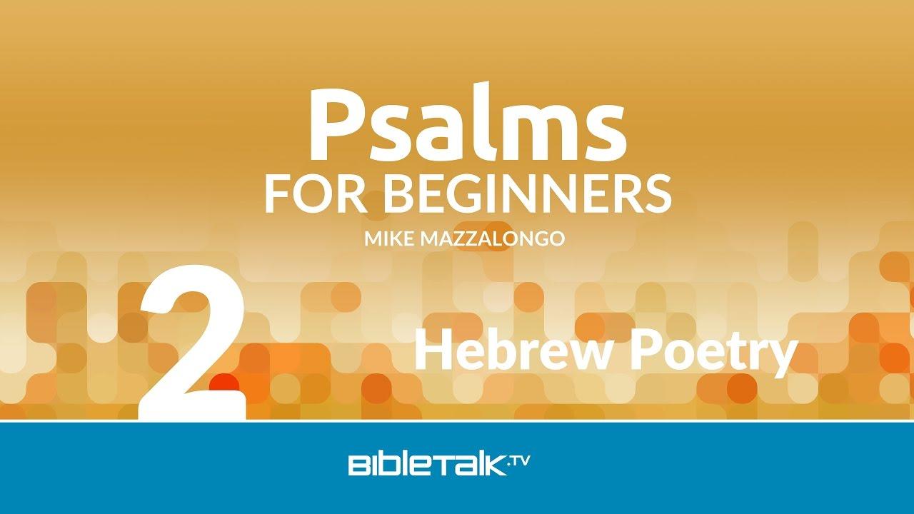 2. Hebrew Poetry