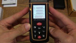 Rzas50 digital laser entfernungsmesser 100m: digitales messwerkzeug