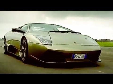 Jeremy & The Stig test the Lamborghini Murcielago | Top Gear