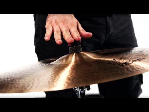 Talking Drumsticks #2 - Paiste (Formula 602 17 e Big Beat 2002 24)