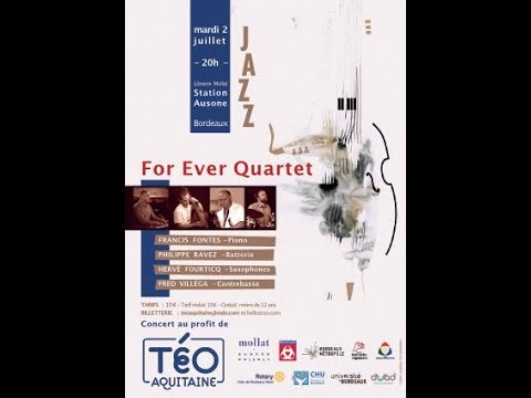 Concert caritatif « For Ever Quartet » pour l'association TEO