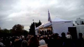 preview picture of video 'Beppe Grillo a San Donato Milanese'