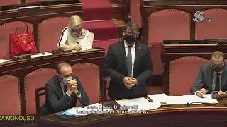 Interrogazione parlamentare del senatore Briziarielli per la proroga della Direttiva SUP