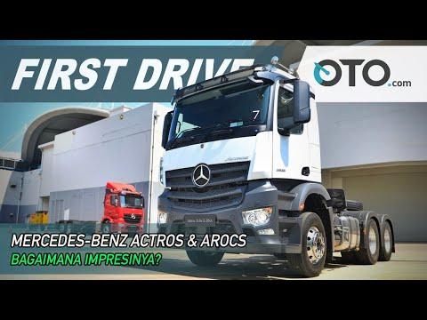 Mercedes-Benz Actros & Arocs | First Drive | Berapa Harganya? | OTO.com