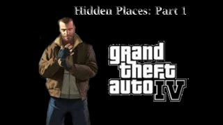 GTA IV : Hidden Places